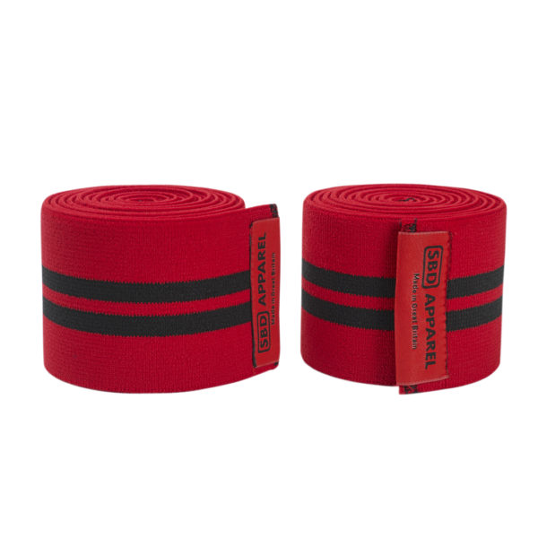 KNEE WRAP_RED