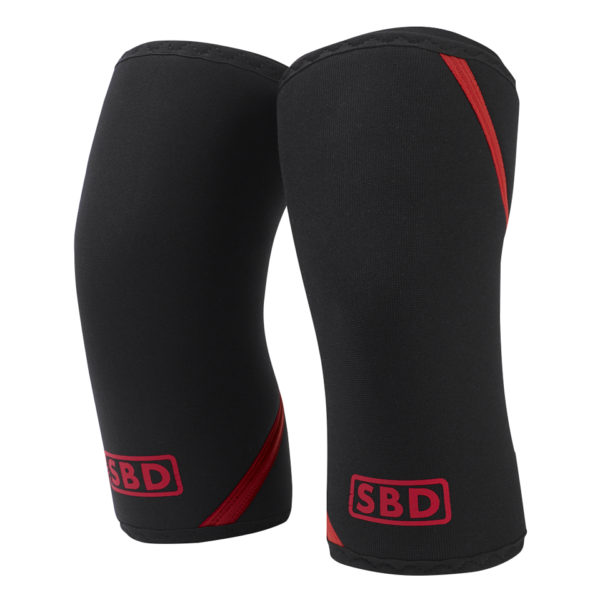 KNEE SLEEVES_RED